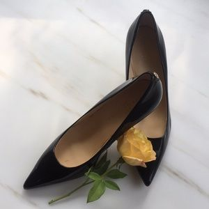 Ivanka Trump Black High Heels